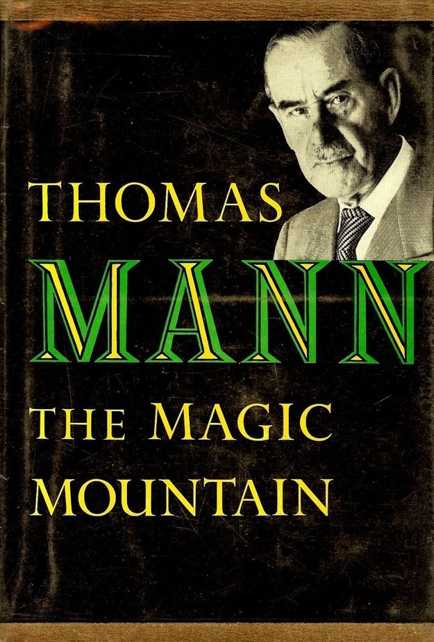 The Magic Mountain by Thomas Mann (1924)