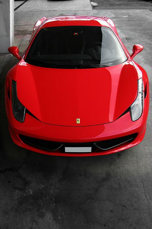 Riddle Why The Ferrari 458 Italia Is Named In This Name