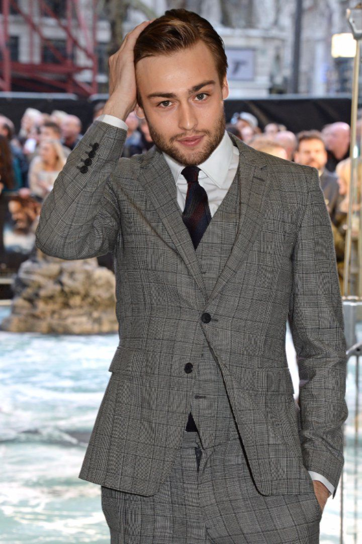 Pin for Later: 38 Gorgeous Photos That Totally Legitimise Your Crush on Douglas Booth