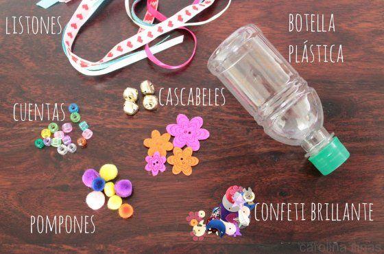 Botellitas sensoriales para bebés y beneficios en su desarrollo