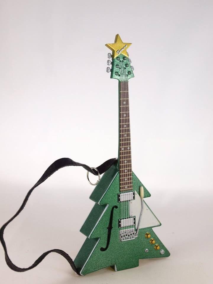 Framus christmas tree guitar