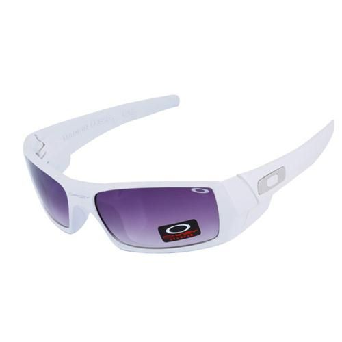 Discount Oakley Gascan Rectangular White CGV Sale | See more about oakley and white.