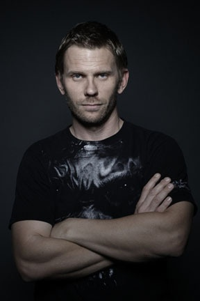 Mark Pellegrino - Next to Ralph Fiennes, this man plays the best evil characters. Lucifer/Supernatural. Bishop/Being Human. And he's sexy to boot!