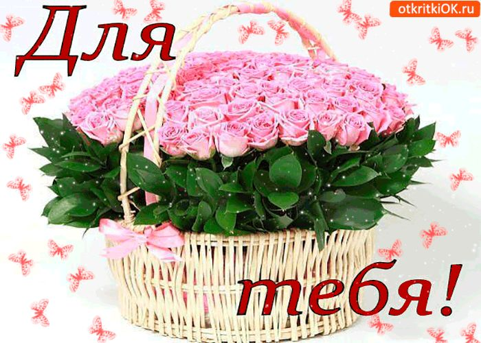 Вера, открытка букет роз для тебя дорогая