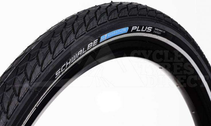 Pneu Schwalbe Marathon Plus - Endurance - TwinSkin -SmartGuard - Pneus VTT, pneus vélo - cycle-tyres-direct.fr