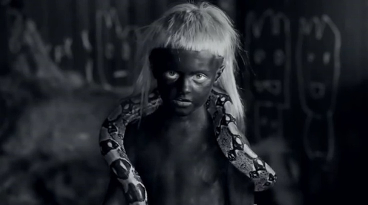 Die Antwoord I think you freaky
