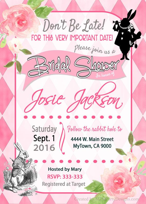 7 best Roce images on Pinterest Wedding ideas, Bachlorette - office bridal shower invitation wording