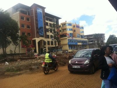 THE CHANGING FACE OF THIKA TOWN (PICTORIAL ILLUSTRATIONS)