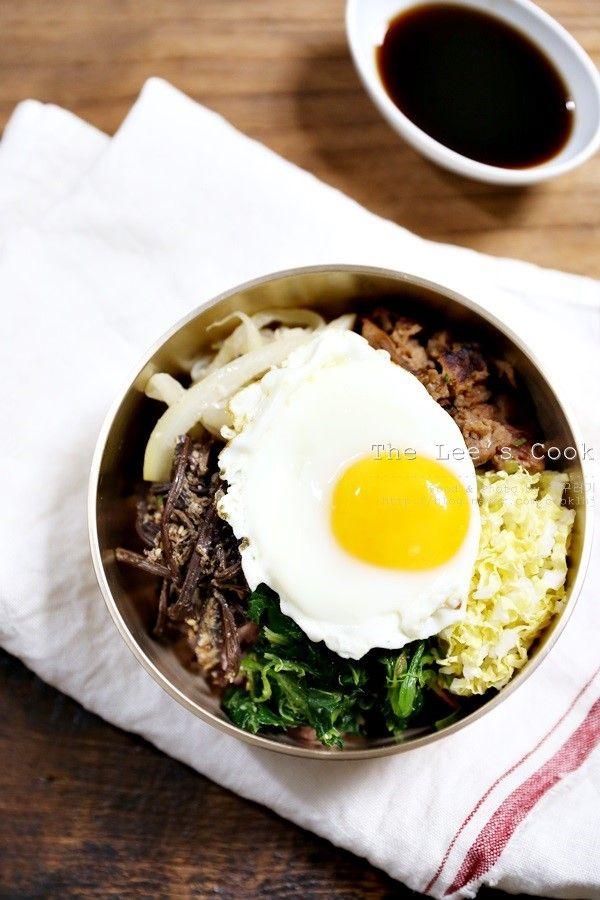 윤식당 비빔밥 만들기 고추장,간장소스 요리레시피 지난주부터 보던 윤식당2 이번엔 스페인 테네리페섬 가...