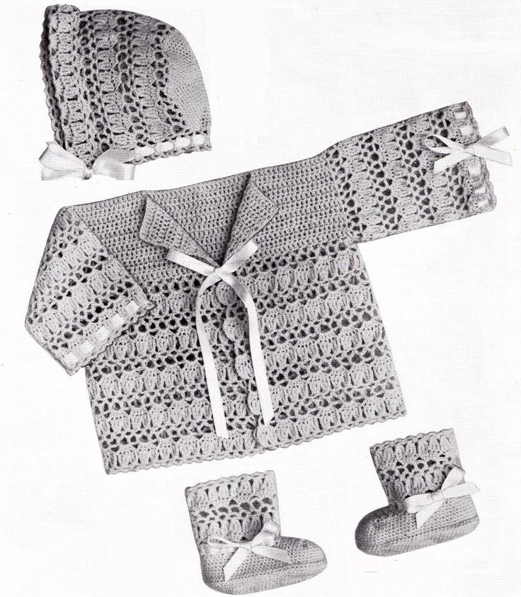 681 mejores imágenes sobre Wee ones crochet en Pinterest   Patrones ...