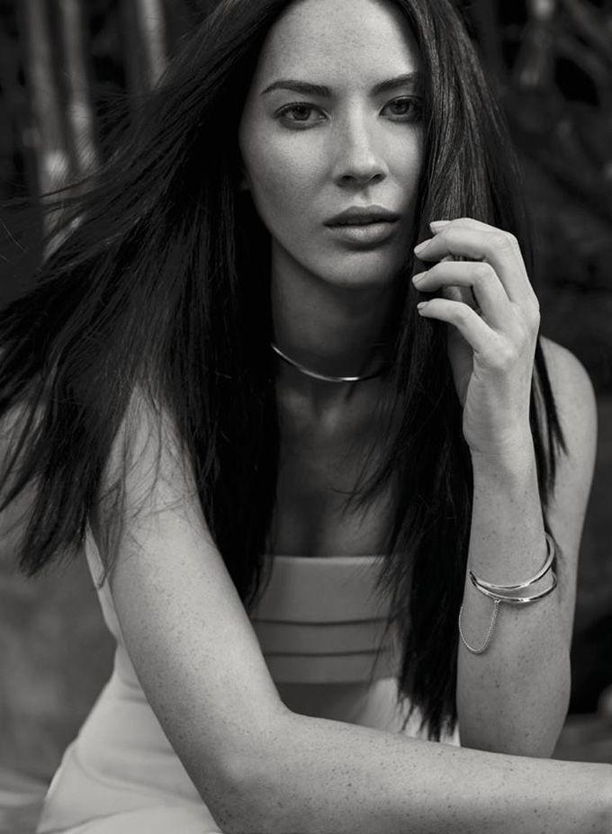 Оливия Манн в Fashion (Интернет-журнал ETODAY)