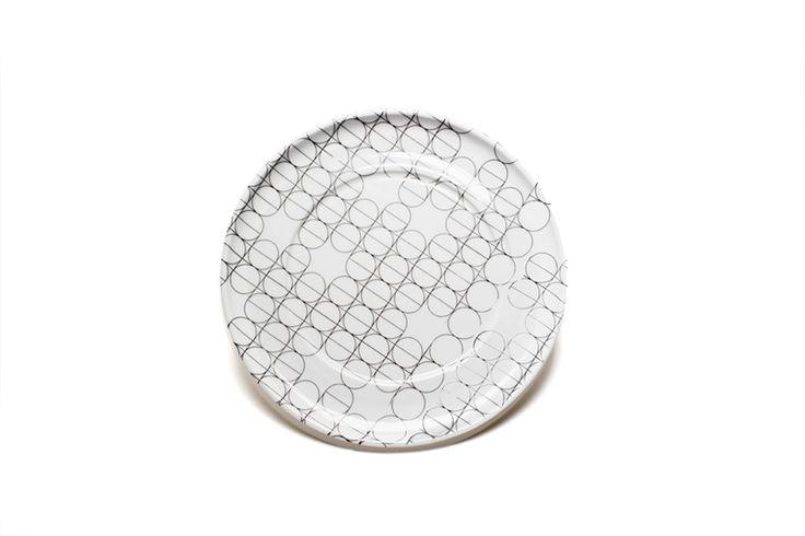 Talerz Single Set - Scandinavian - MOPS DESIGN - DECO Salon. #Plate perfect as the original, modern and stylish #gift. #tableware #giftidea #kitchenaccessories