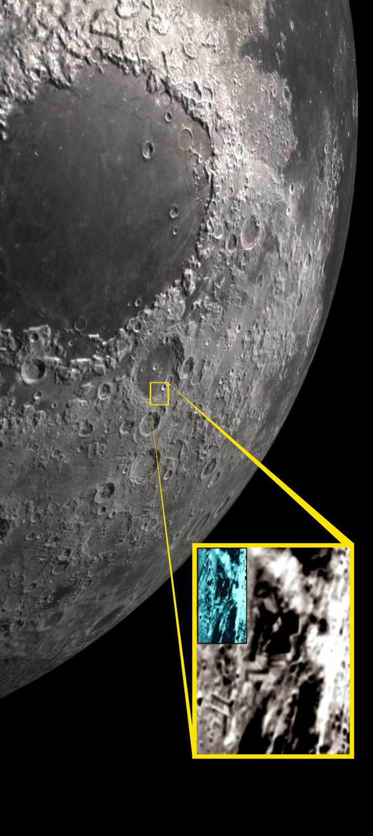 ancient aliens moon landing - photo #8