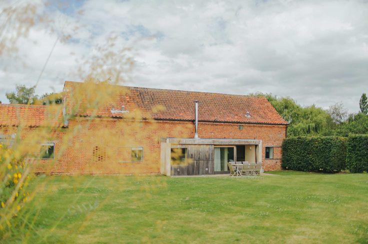 http://quakerbarns.co.uk/hall-barn Hall Barn garden. #SummerHoliday