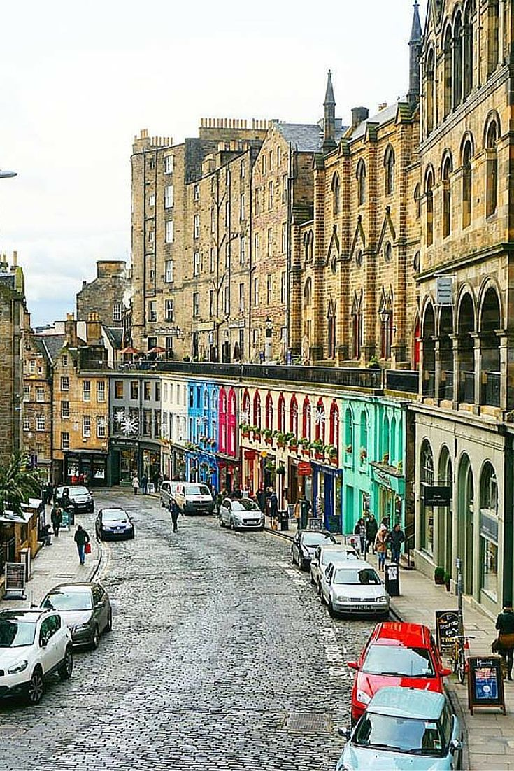 4-day Edinburgh, Scotland itinerary. Perfect for first-time visitors to Scotland. Learn how to save money and travel on a budget while still being able to experience all the best attractions in Edinburgh.