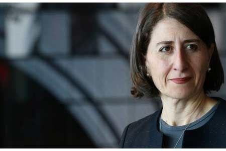 Премьер-министром австралийского штата Новый Южный Уэльс избрана армянка Глэдис Береджиклян