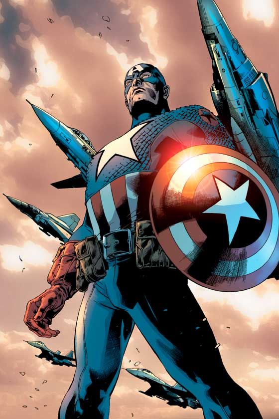 ULTIMATES #11 by Bryan Hitch