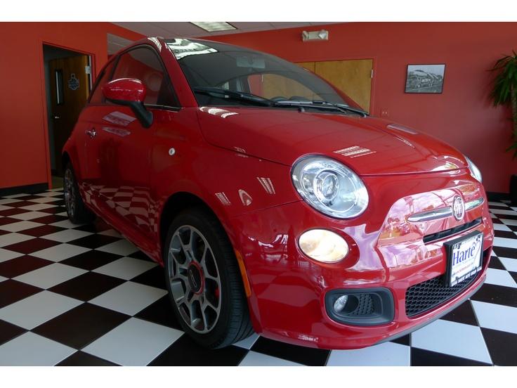 2012 FIAT 500 Sport - $14,494
