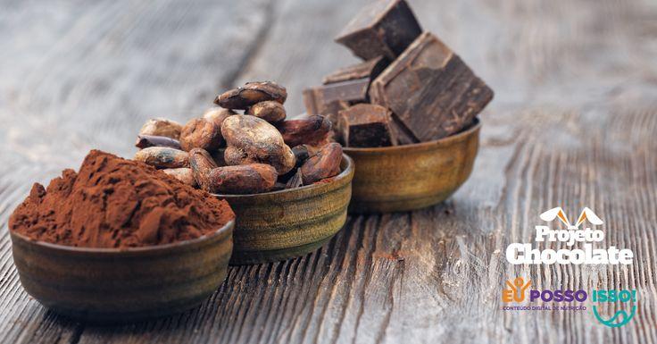 Cacau e Chocolate – Parte 1 – Benefícios e Cuidados no Consumo