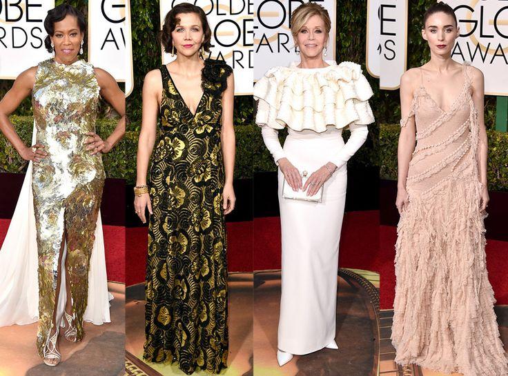 Worst Dressed Stars at the 2016 Golden Globes?Jane Fonda, Regina King, Rooney Mara and More   E! Online Mobile