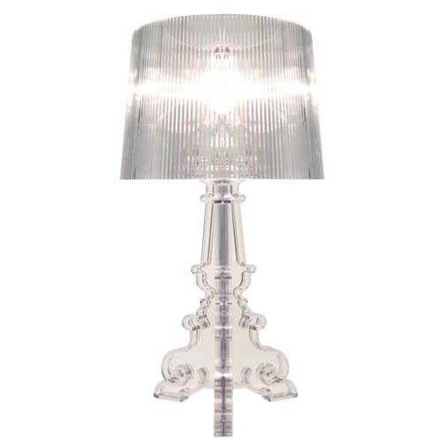 Bourgie bordslampa från Kartell, formgiven av Ferruccio Laviani. Den italienska barockinspirera...