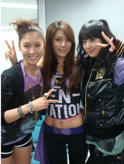 AFTER SCHOOL (Ex.Memebers) - Bekah #베카 (Rebekah Kim 레베카 김), KaHi #가희 (Park JiYoung 박지영) & Lee JooYeon #이주연 #주연