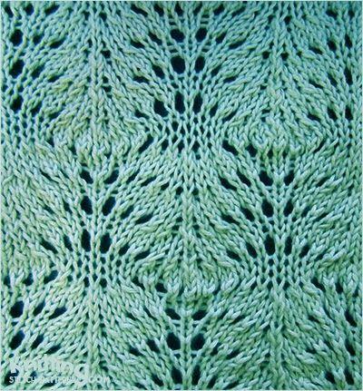 Swirling stitch