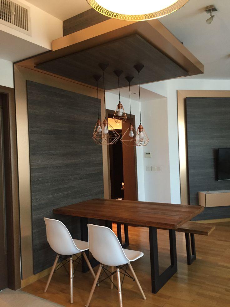 #livingroomdecor #dinningtable #woodandmetal #MobilaRomania