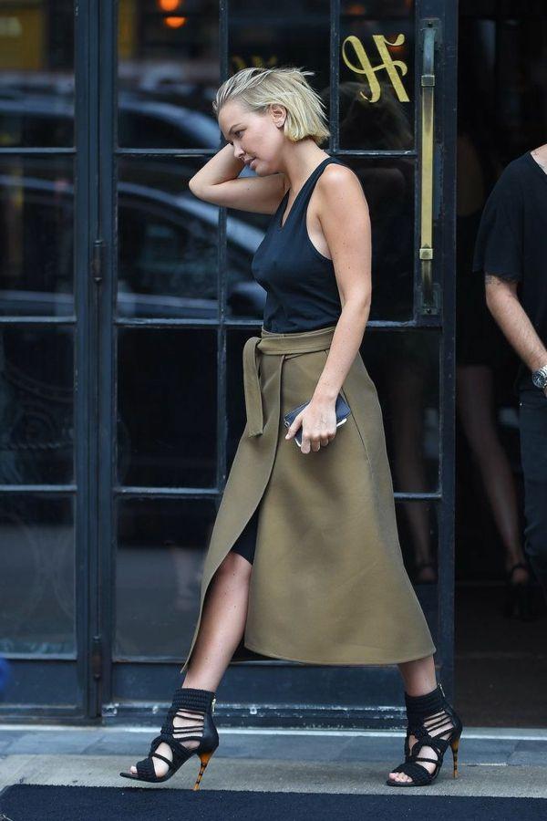 jupe portefeuille en vert magnifique, jupe longue du type pareo
