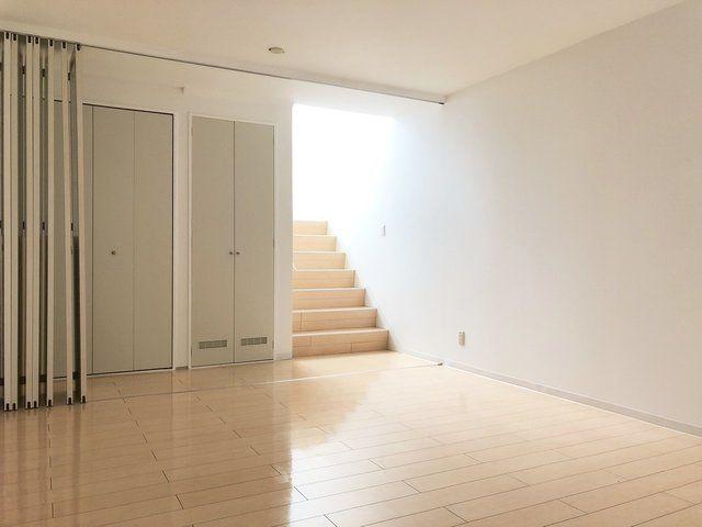 光と海103号室 千葉県浦安市 浦安 1dk 東京 神奈川 千葉 埼玉のリノベーション デザイナーズ賃貸ならグッドルーム Goodroom 階段の設計 住宅 間取り メゾネットタイプ
