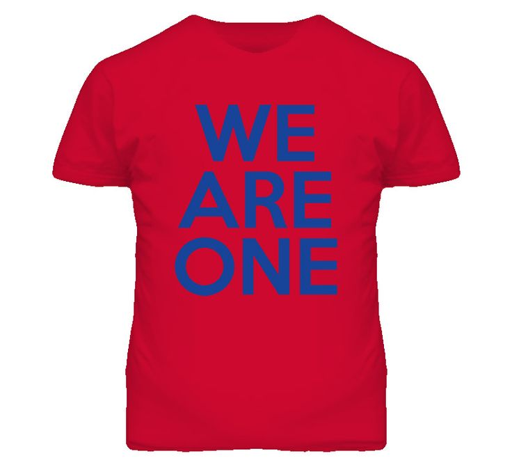 We Are One Basketball Weareone T Shirt