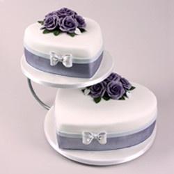 Bröllopstårtor / Gunilla Wall Tårtkonst wedding cakes