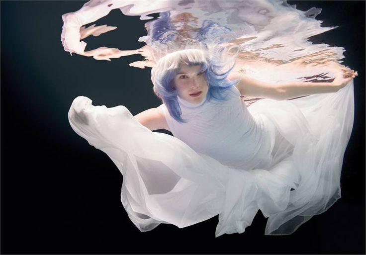 H2O Collection by Regis Corporation's Jamie Suarez Using Matrix Watercolors - Inspiration - Modern Salon