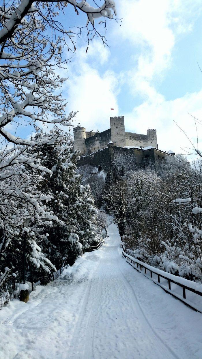 Salzburg + Winter = <3