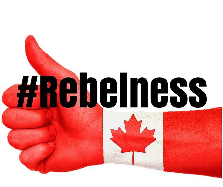 There are Biz Rebels in Canada! #Rebelness