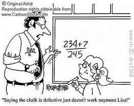 Math Comic