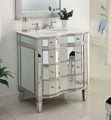 Special Offers - 36 Mirrored Bathroom Sink Vanity  Model # BWV-025/36 Ashley For Sale - In stock & Free Shipping. You can save more money! Check It (November 16 2016 at 04:09AM) >> http://bathroomvanitiesusa.net/36-mirrored-bathroom-sink-vanity-model-bwv-02536-ashley-for-sale/