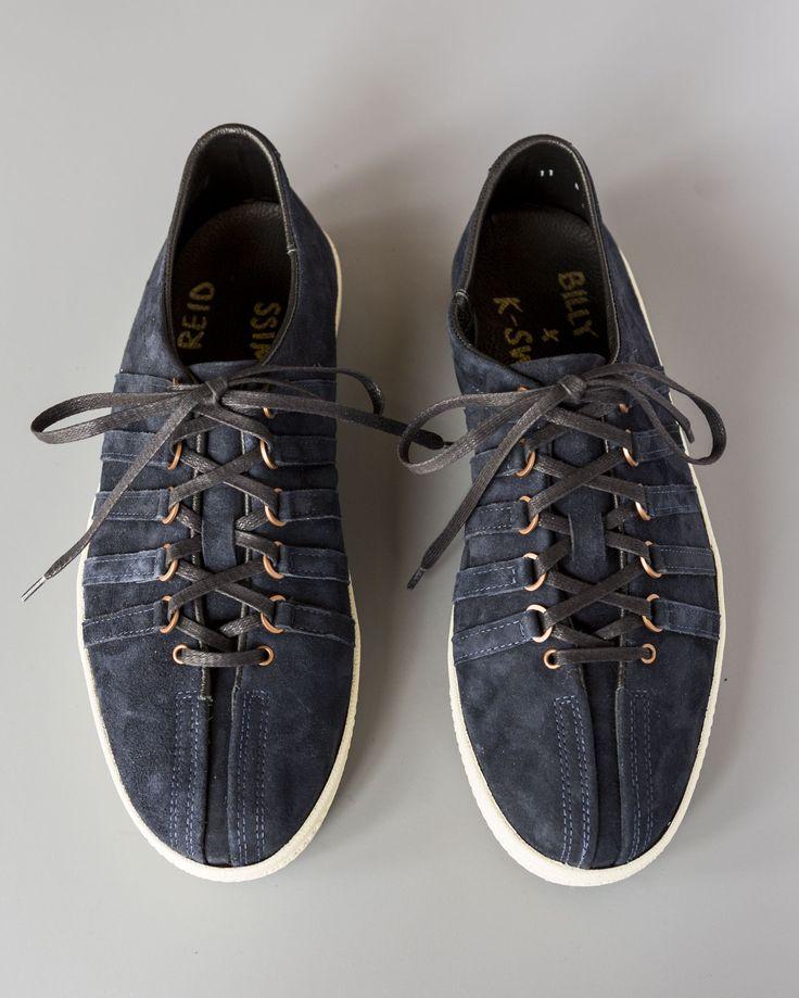 Pre-owned - Leather low trainers Billy Reid sECpQU8Yn