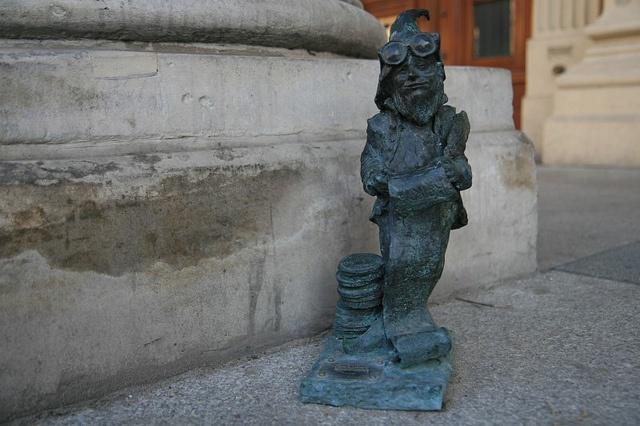 Dwarfs of Wrocław