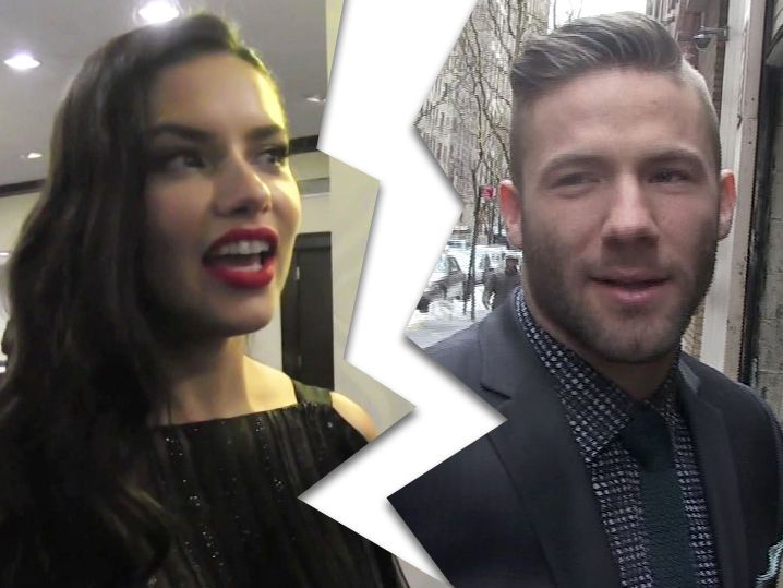 Adriana Lima Wanted Kids with Julian Edelman ... NFL Star Declined