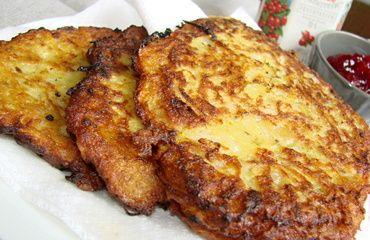 Rakouské bramboráky od Rýna