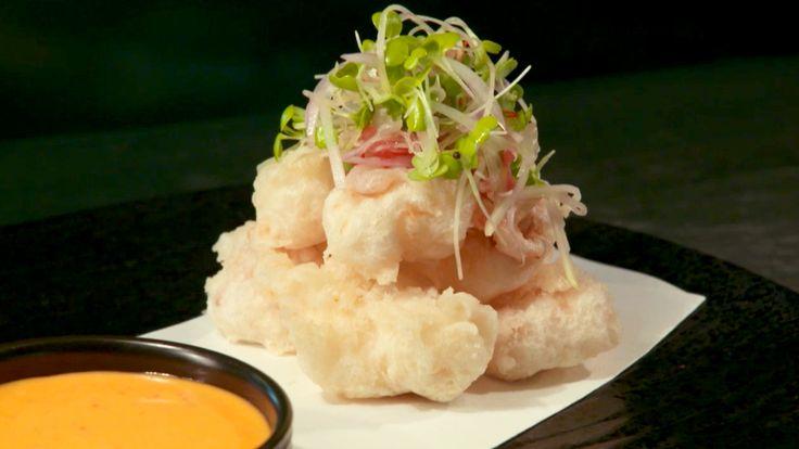 Sokyo's insider tips to making the crunchiest, lightest tempura.