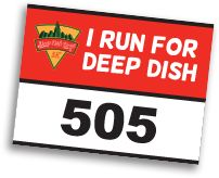 Deep Dish Dash 5k, Chicago