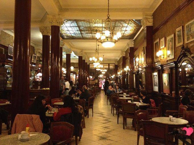Dicas de restaurantes em Buenos Aires