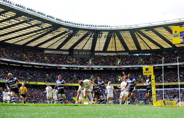 Owen Farrell Photos - Bath Rugby v Saracens - Aviva Premiership Final - Zimbio
