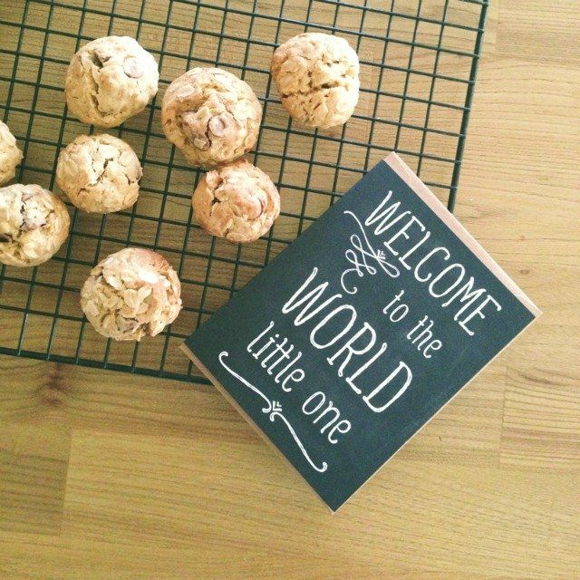 Breastfeeding biscuits recipe
