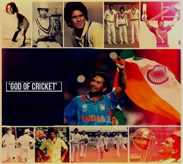 Wishing the God of Cricket 'Sachin Tendulkar' Best of Luck for his 200th Last Match!