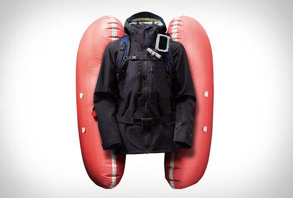 Com o novoAirbag para Mochilaqualquer Mochila pode ser um salva vidas! Mochila com um sistema inflável é o equipamento essencial de segurança para esquiadores…