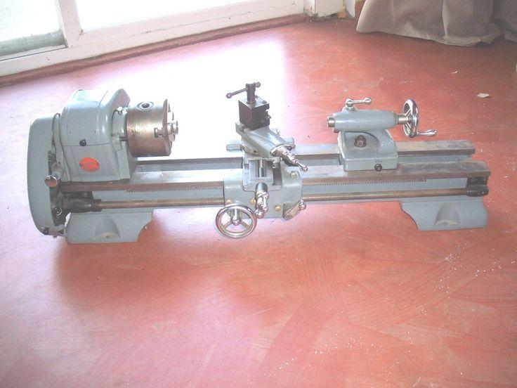 Details About Atlas Metal Lathe Bench Top Mini Model 618