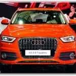 2018-2019 Audi Q3 — Compact SUV from 2018-2019 Audi